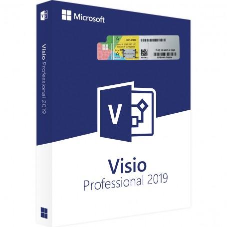 copy of Visio 2019 Professional