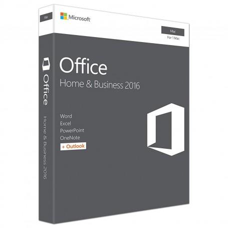 Office 2016 Home & Business per MAC  - Licenza Elettronica