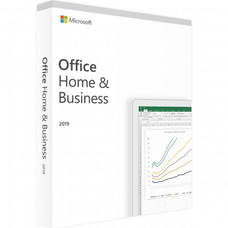 Office 2019 Home & Business per MAC - Licenza Elettronica